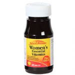 Nature's Measure Women's Essential Vitamins